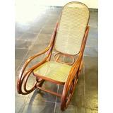 Cadeira Austriaca Thonet Em Madeira