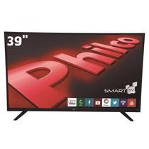 Smart Tv Led 39 Hd Philco Ph39u20dsgw Wi-fi Hdmi Usb