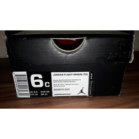 Caja De Carton Jordan Tenis Para Niño