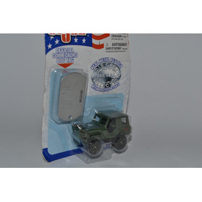 Miniatura Gi Joe Jeep M151a2 Comandos Em Ação Maisto