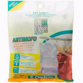 10 Anti Mofo Desumidificador Para Roupas Armário Dry Closet