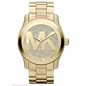 6e95040d3460a Relogio Michael Kors Grande 46 Mm, Original, Cor Rara! - Relógios De ...