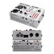 Behringer Ct100 Probador De Cables De Señal Envio Gratis