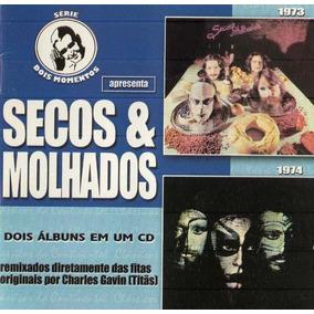 Cd Secos E Molhados - Dois Momentos (73-74)