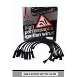 Cable Para Bujía Dodge Motor 318-360