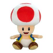 Peluche Original Toad - Nintendo - 20 Cm
