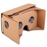 Vr Google Cardboard Visor Realidad Virtual Smartphone Apple