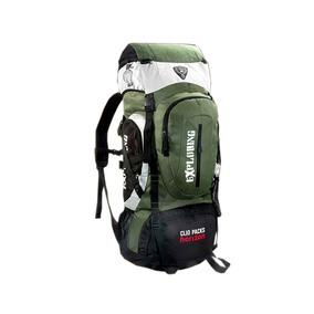 Mochila Camping Clio Trilha 55 Litro Impermeável Viagem!!