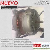 Motor De Ventilador Fm Taurus Oster Motores De Ventiladores