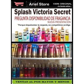 Splash Y Cremas Victoria´s Secret De 100% Original Por Mayor