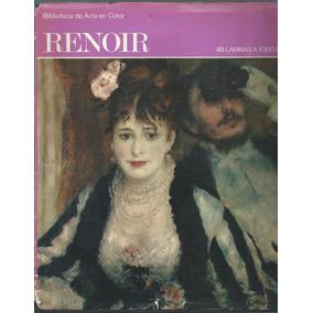 Biblioteca De Arte En Color Renoir 48 Laminas A Color