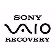 Discos De Recuperação Sonyvaio Recovery Diversos Vgn-nw100ah