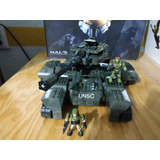 Halo Mega Bloks/construx Tanque Rhino