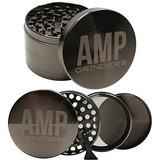 Rectificadoras Amp 2.5 Pulgadas Molino De Hierba Con Poll...