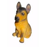 Figura Adorno Moderno Perro Tipo Cachorro Resina Decorativo