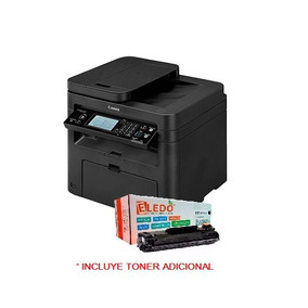 Combo Fotocopiadora Impresora Canon Mf-216n + Toner 137