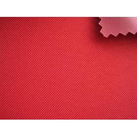 Poliéster 600d Rojo (12 Mts) Envío Gratis Ancho: 1.5 Mts
