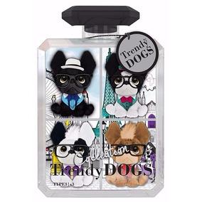 Minis Trendy Dogs Pack X4 Peluches Perros Perfumados Intek