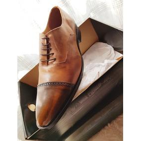 3a3ae94bcce1c Zapato Calzado Hombre Cuero Italiano Para Vestir Moda 2018