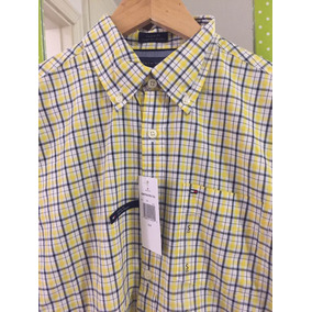 Camisa Importada Hombre Tommy Hilfiger Talle S, Oferta!