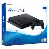 Playstation 4 Ps4 500gb + 1 Control + 1 Juego Nuevo