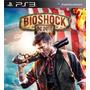 Bioshock Infinite Ps3 Código Psn Original Completo Receba Já