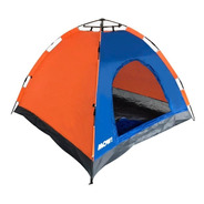 Carpa Iglu 4 Personas Automatica Camping Impermeable