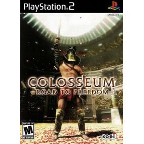Jogo Ps2 - Colosseum Road To Freedom - Frete Grátis