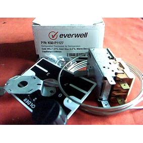Termostatos Para Neveras Marca Everwell K50-1133 Y 1127