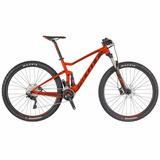 Bicicleta Bike Full Mtb Scott Spark 970 29er 17 2018