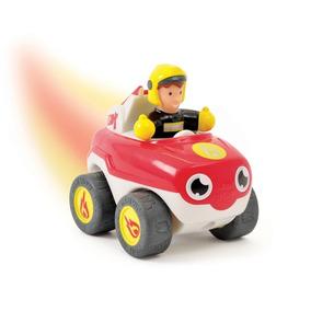 Wow Toys Blaze Auto De Bomberos - Giro Didáctico