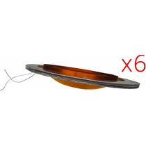 Kit Com 6 Reparos Drive Selenium D400/d405 Fenólico Jkl