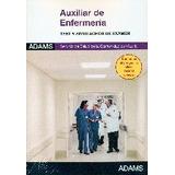 Auxiliar De Enfermeria (sermas) - Test Y Simul Envío Gratis