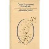 Livro Rosa Do Povo Carlos Drummond De Andrade