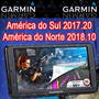 Gps Garmin Nuvi 2580tv - América Do Sul E Norte 2017/2018
