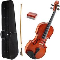 Violino Marinos Arco Breu Estojo Mv-440 4/4 O F E R T A