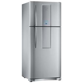 Refrigerador Electrolux 220v Duplex Infinity Df80x 553l Inox
