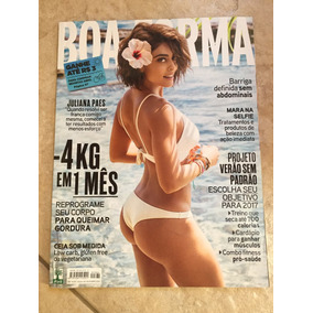 Revista Boa Forma 362 Juliana Paes