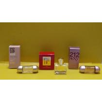 Kit De Miniaturas Perfumes Importado, Produto Original..