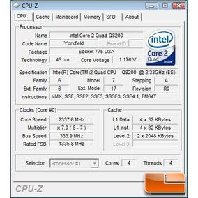 Processador Core2quad Q8200
