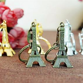 Llavero Torre Eiffel Paris Recuerdos Boda Bautizo Xv Años