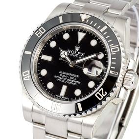 Reloj Exclusivo Submariner Automático