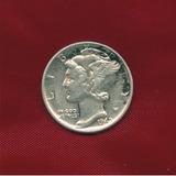 One Dime 1942 · Plata 0.900