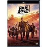 Dvd Han Solo Uma História Star Wars - Original & Lacrado