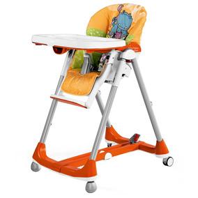 Cadeira Para Refeição Prima Pappa Diner Hippo Arancio