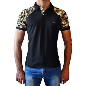 Camisa Polo Camiseta Oakley Camuflada