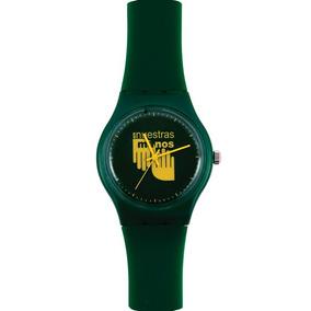 Reloj En Nuestras Manos Verde