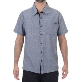 Camisa Hd Cinza Bolso Ref.: 1.08545