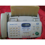 Teléfono Fax Sharp Ux355l