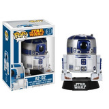 Funko Pop Star Wars R2-d2 (31) Nuevo Original